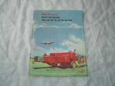 New Holland 78 super hayliner baler brochure