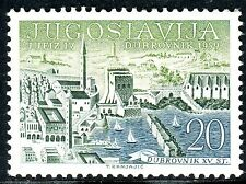 881 - Yugoslavia 1959 - Stamps Exhibitions - JUFIZ - Dubrovnik - MNH Set