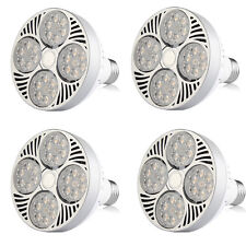 4pcs PAR30 LED Light Bulb (2800 lumen) 35Watt E27 Medium Base Tracking Lighting