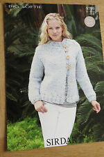 Sirdar Big Softie - Pattern No. 9759 - Jacket - Easy Knit