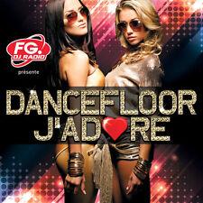 CD NEUF et scellé - DANCEFLOOR J'ADORE / Coffret Digipack 5 CD - 100 Titres -B3