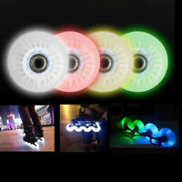 LED Flash Light Inline Sliding Skate Wheels Roller Skate Rollerblade-Repla GXW