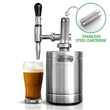 Pyle Ncntrocb10 64oz Stainless steel Cold Brew Coffee Maker, Medium,