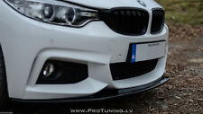 Splitter for M Sport BMW F32 F33 F36 P Performance lower lip spoiler Valance