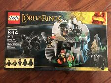 """NEW LEGO Lord of the Rings """"Attack on Weathertop 9472 , SEALED!"""