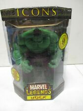 2006 Marvel Legends Icons Hulk