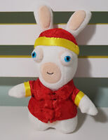 RAVING RABBIDS PLUSH TOY! CHINESE CHARACTER SOFT TOY ABOUT 21CM TALL KIDS TOY!