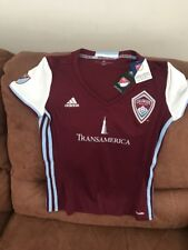 Adidas Colorado Rapids Mls Soccer Jersey NWT Size S  Womens