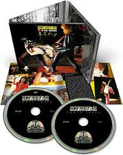 SCORPIONS – TOKYO TAPES 50th ANNIVERSARY EDITION DELUXE 2CDs (NEW/SEALED)