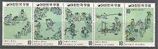 ART: PAINTINGS BY KIM HONG-DO ON KOREA 1971 Scott 794b, MNH