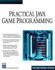 Practical Java Game Programming (Game Development Series), Dustin Clingman, Shaw