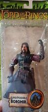 Lord of the Rings: Poseable'BOROMIR'Action Figure 2004'New'*see description