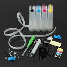 Ink Cartrige Ciss Kit for Canon Continuous ink supply system w/ Gimlet Ink-clip