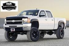 EGR Black Fender Flare Bolt On Style 2007-2014 Chevrolet Silverado 2500 791504