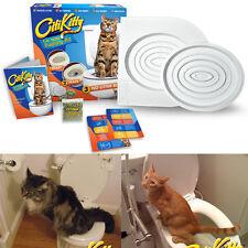 CITIKITTY Katzentoilette Training Kit Kostensenkungen Toilettetraining Katzen