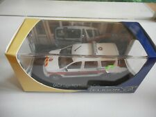 Eligor Dacia Logan MCV Protection Civile in White on 1:43 in Box