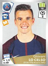 Stickers Panini Foot Championship of France 2017-18 N°375