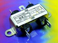Filtros EMI 250v 10a 0.3mh red filtro anti-interference #a661
