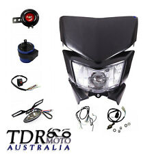 Rec Reg Lighting kit Honda CRF 150 250 230 XR 250  Suzuki DRZ 400 DZ 125 AG 200
