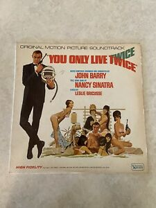 John Barry - You Only Live Twice Original Motion Picture Soundtrack.. - c6035c
