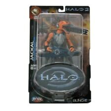 Joyride Studios Halo 2 Limited Edition Series - Jackal With Covenant Beam Rifle