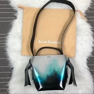 Acne Studios Metallic Musubi Mini bag