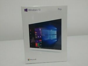 Microsoft Windows 10 Pro 32/64 Bit Full Version USB+license key Retail Genuine