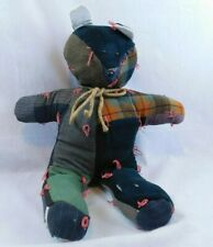Home Hand Made Teddy Bear Patches With Button Nose and Eyes
