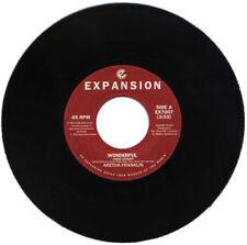 NEW! ARETHA FRANKLIN - Wonderful (Radio Version) / Wonderful EX 7007