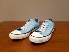 Converse Chuck Taylor All Star Low Textured Blue Jean Unisex Sz Mens 7 Womens 9