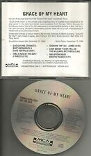 PROMO CD ELVIS COSTELLO Burt Bacharach J MASCIS Dinoasaur Jr. Willimas Brothers