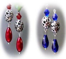 Handmade Art Deco Drop/Dangle Fashion Earrings