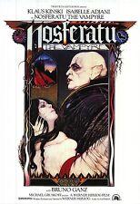 "MOVIE POSTER~Nosferatu The Vampyre (1979) 27x40"" Klaus Kinski Count Dracula NOS~"