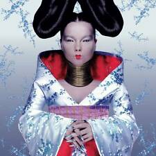Bjork HOMOGENIC +MP3s LIMITED EDITION New Sealed GREEN COLORED VINYL LP