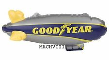 """11"""" GOODYEAR NEW Style Blimp Inflatable Display w/ Lionel NASCAR Scalextric SCX"""