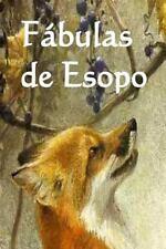 Fabulas de Esopo: Aesop's Fables (Spanish ediiton) (Spanish Edition), Stories, F