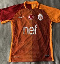 Galatasaray Home Football Shirt 2016/2017 Men's Medium