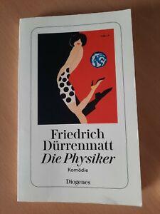 Buch Die Physiker von Dürrenmatt