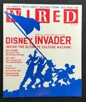 WIRED MAGAZINE - February 2002 - DISNEY / Internet Porn / Enron