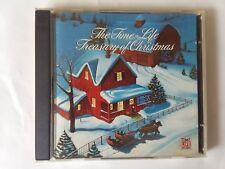 The Time Life Treasury of Christmas 1987 2 CD Collection 45 Songs