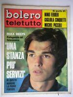 Bolero 1155 Delys Ferrer Piccoli Cinquetti Equipe 84 Antoine Johnson Salerno