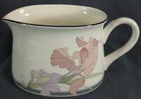 Noritake Cafe Du Soir 9091 Gravy Boat Pitcher New Decade Porcelain Floral