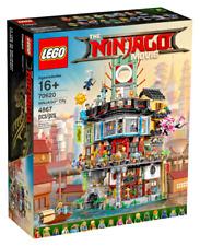 Lego 70620 The Ninjago Movie Ninjago City, Brand New & Sealed, Fast Shipping