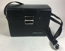 (NO RETURN) Olympus case for Pen-F with strap 70% condition