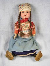 "Antique German Bisque Head Armand Marseille 390 A6/C.M 12"" DOLL"