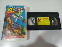 Toy Story Walt Disney Pixar - VHS Español