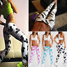 Women's Yoga Gym Stretch Trousers Leggings Fitness Jogging Running Sports Pants