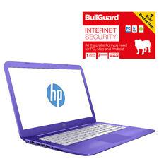 "HP Stream 14-AX002NA 14"" Celeron 4GB 32GB Cloudbook Laptop Wth Internet Security"