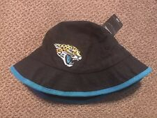 643bf9b2244 Jacksonville Jaguars Bucket Hat NFL Team Apparel Youth Boys 4-7 NWT!  Football