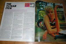 Marilyn Monroe Minnie Driver Dodi Fayed Princess Diana UK 1-day magazine 1997